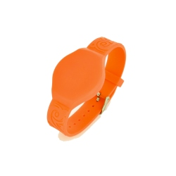 13.5 MHz Orange RFID Bracelet