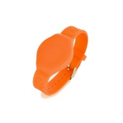 Brățară RFID TK4100 Portocalie