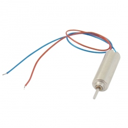 4x12 mm Miniature Motor with 0.7 mm Shaft