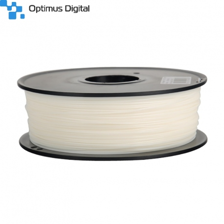 1.75 mm, 1kg PLA Filament For 3D Printer - Extra White