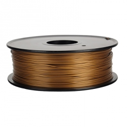 1.75 mm, 1kg PLA Filament For 3D Printer - Gold