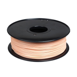 1.75 mm, 1kg PLA Filament For 3D Printer - Skin Color - Warm Tone
