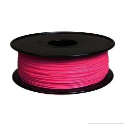 1.75 mm, 1kg PLA Filament For 3D Printer - Fluorescent Magenta