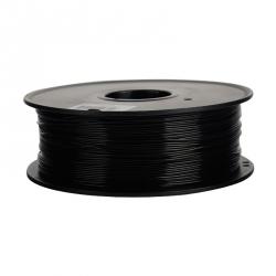 Filament pentru Imprimanta 3D 1.75 mm ABS 1 kg - Extra Negru