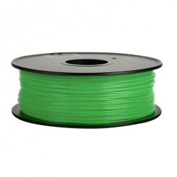 1.75 mm, 1 kg ABS Filament For 3D Printer - Light Green