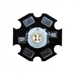 5 W Ultraviolet LED Module (395 - 400 nm)