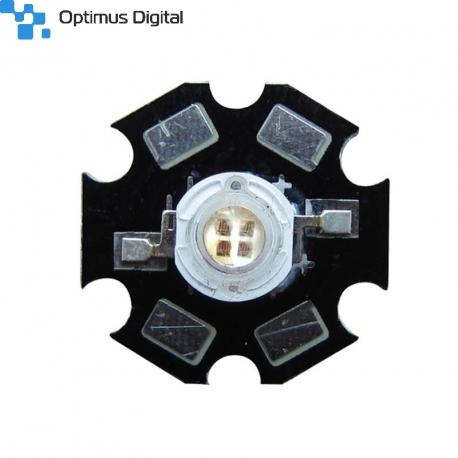 5 W Ultraviolet LED Module (395 - 400 nm)