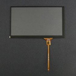 "7"" Capacitive Touch Panel Overlay for LattePanda IPS 1024x600 Display"