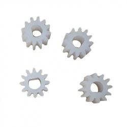 Roată Dințată din Plastic M0.5 pentru Ax D de 3 mm