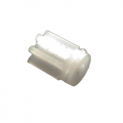 M0.3 7T Plastic Gear with 0.7 mm Hole