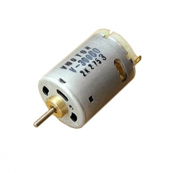 RS-385 Electric Motor (10000 RPM at 12 V)