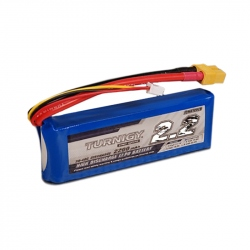 LiPo Turnigy 2200 mAh 2S 30C (7.4 V) Battery