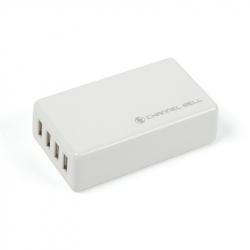 Încărcător cu 4 Porturi USB 25 W 5 A