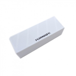 Carcasă Albă din Silicon pentru Acumulatori LiPo (5000 mAh 4S) 148 x 51 x 37 mm
