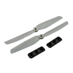 Gemfan Propeller 6x3 Grey (CW/CCW) (2 pieces)