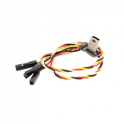 Cablu USB Mobius pentru AV OUT Camere FPV