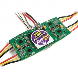 Afro 20A Race Spec 4-in-1 ESC and CC3D Flight Controller Module