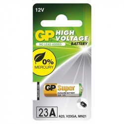 GP 23 A 12 V MN21 Alkaline Battery