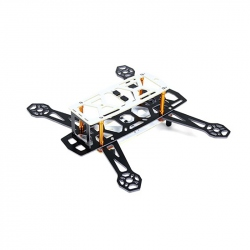 230 FPV Dart Drone Frame with PCB and Integrated LEDs