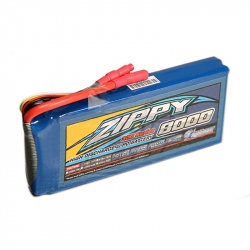 LiPo ZIPPY Flightmax Battery 8000 mAh 3S1P 30C