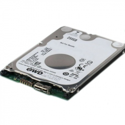 250 GB Western Digital Hard Disk For Raspberry Pi