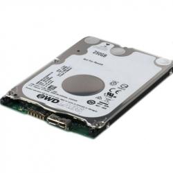 Hard Disk Western Digital de 250 GB pentru Raspberry Pi