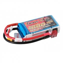 Acumulator LiPo Gens ace 1000mAh 11.1V 25C 3S1P