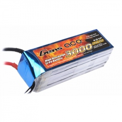 Lipo Gens ace 3000mAh 14.8V 35C 4S1P Battery