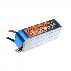 Lipo Gens ace 2700mAh 22.2V 35C 6S1P Battery