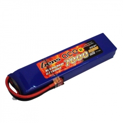 Lipo Gens ace 7000mAh 11.1V 40C 3S1P Battery