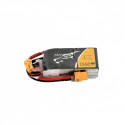 Acumulator LiPo TATTU 1550mAh 11.1V 75C 3S1P