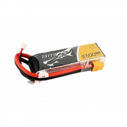 Lipo TATTU 2300mAh 11.1V 45C 3S1P Battery