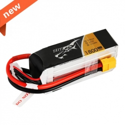 LiPo TATTU 1800mAh 18.5V 45C 5S1P Battery