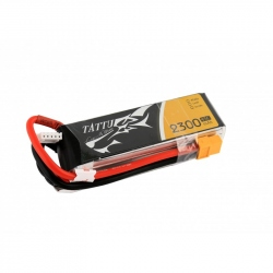 Lipo TATTU 2300mAh 14.8V 45C 4S1P Battery