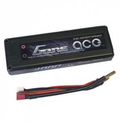 Acumulator LiPo Gens ace 4000mAh 7.4V 30C 2S1P cu Carcasă Dură