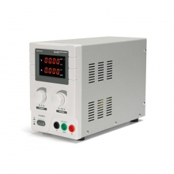 0-30V 0-5A Velleman Laboratory Source with Dual LED Display