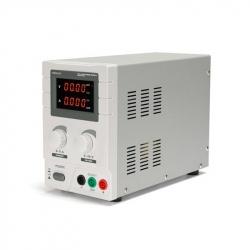 Sursă de Laborator Velleman 0-30 V, 0-5 A cu Afișaj LED Dual