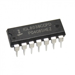 Generator de Forme de Undă ICL8038CCPD