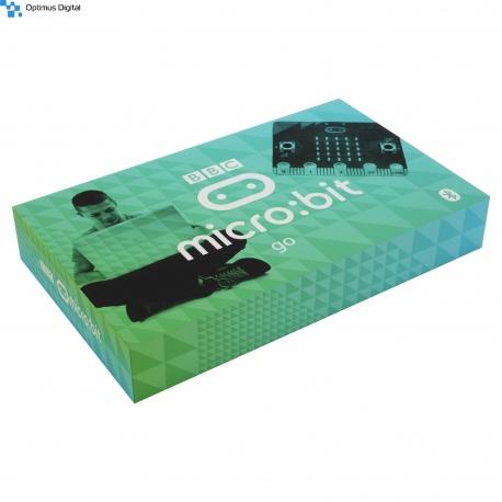 Pachet cu Placă de Dezvoltare BBC MICRO:BIT GO MB158