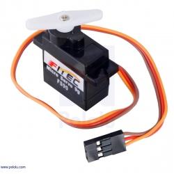 Micro Servomotor Pololu FEETECH FS90