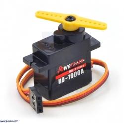 Micro Servomotor Pololu HD-1900A