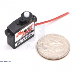 Sub-Micro Servo Motor HD-1440A