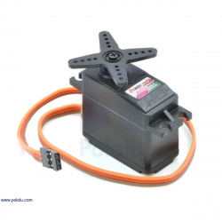 Pololu Power HD 6001HB Servomotor