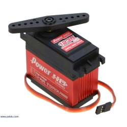 Digital Servomotor with High Torque Pololu HD-1235MG
