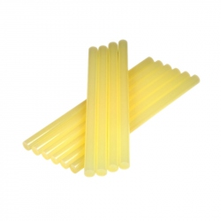 Rezervă de Plastic 30 cm Galbenă pentru Pistol de Lipit