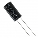 Electrolytic Condensator from 470uF to 50V