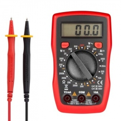 Velleman DVM841 - CAT II 500V / CAT III 300 V - 200 mA Digital Multimeter