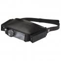 Velleman Illuminated Visor Magnifier