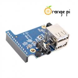 Placă de Expansiune pentru Orange Pi Zero (cu 512 MB RAM)