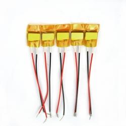 Mini PTC Heating Element 5V / 50 ℃ / 0.3-1W